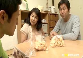 azhotporn.com - japanese aged woman porn video