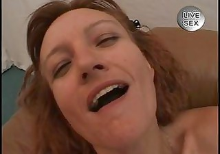 older mom loves double dick joy