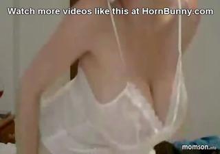 Mom and son fuck - HornBunny.com