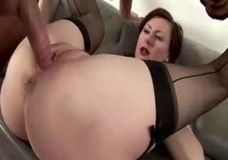 cumshot loving mature slut acquires what she is